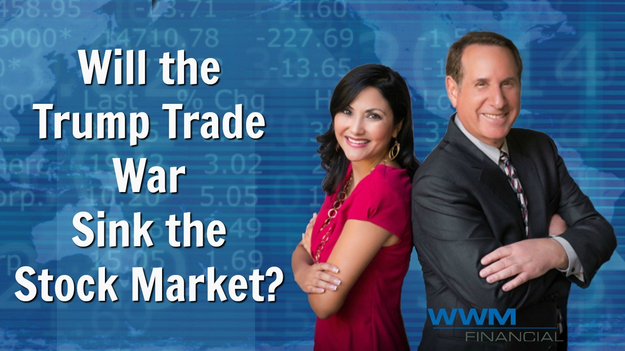 Will the Trump Trade War Sink The Stock Market