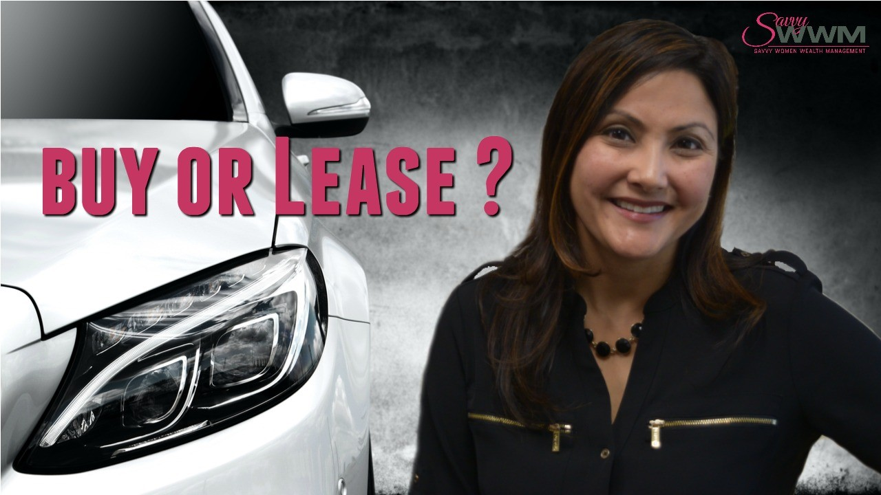 Should I buy or lease a car?