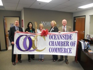 Wolff Wiese Magaña Oceanside Chamber Ribbon Cutting