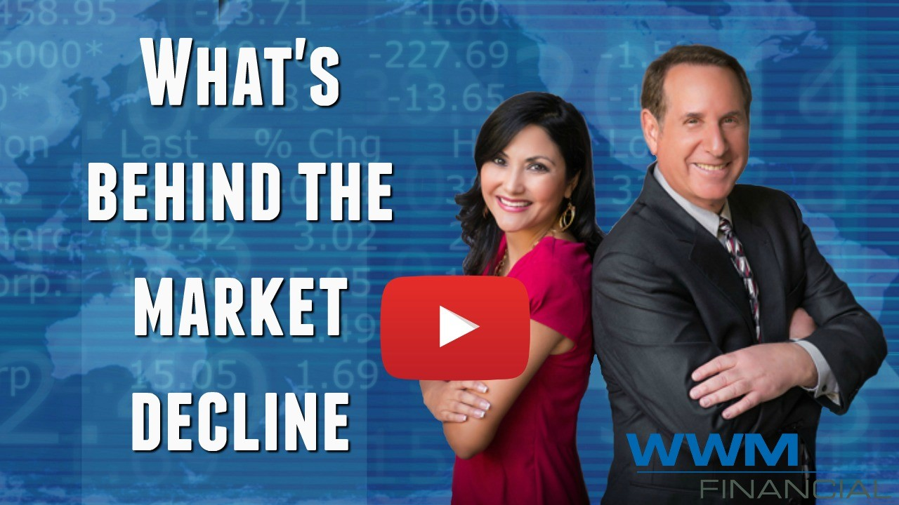 What's Behind the Market Decline