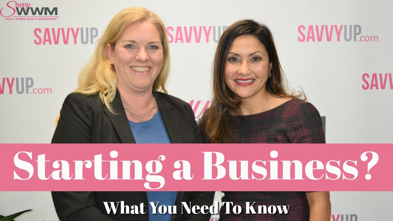 Starting a Business? What You Need to Know