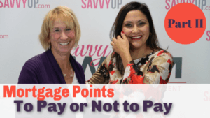 What are mortgage points