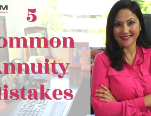 5 Common Annuity Mistakes