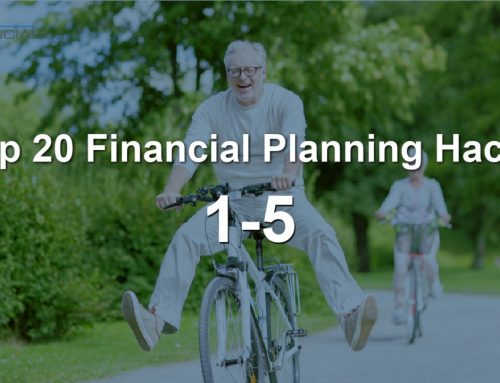 Top 20 Financial Planning Hacks, Tips 1-5