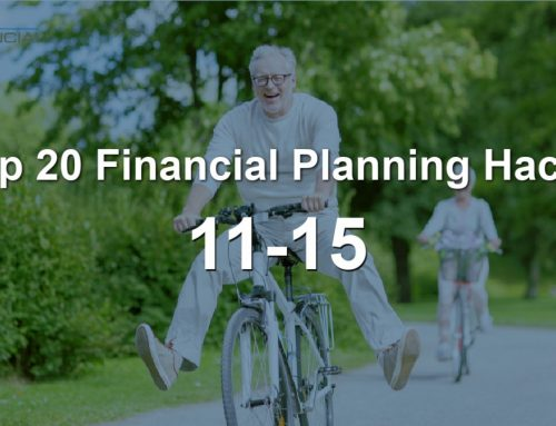 Top 20 Financial Planning Hacks, Tips 11-15