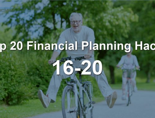 Top 20 Financial Planning Hacks,  Tips 16 20