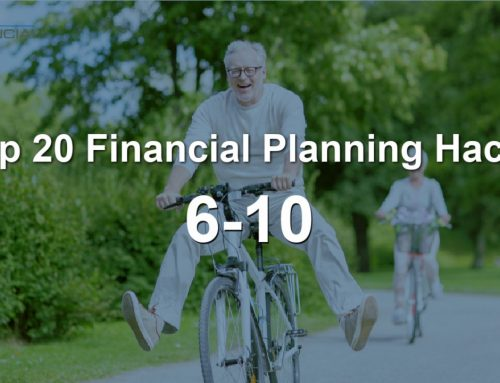 Top 20 Financial Planning Hacks, Tips 6-10