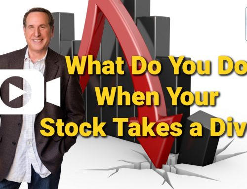 What Do You Do When Your Stock Takes a Dive?